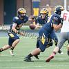 2016 Clarkston Football vs  Troy Athens 053