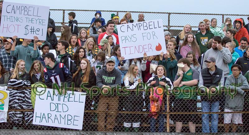 Campbell vs. Bishop Brady