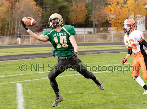 Newport Vs. Brady DIII Playoff's
