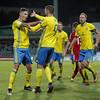 Luxemburg - Schweden (Luxembourg vs Sweden)