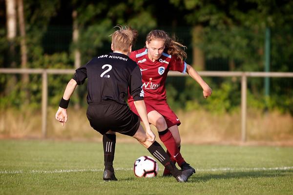 KRC Genk Ladies  v Bocholt VV - Friendly