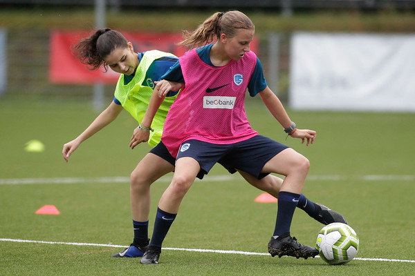KRC Genk Ladies training camp 2019