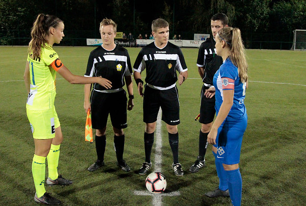 KRC Genk Ladies - KAA Gent Ladies