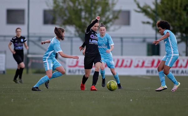 2017-04-28 - GENT - AA Gent Ladies - KRC Genk Ladies - Lore Vanschoenwinkel