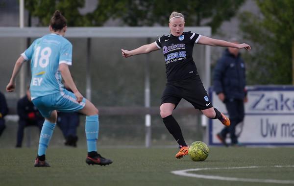 2017-04-28 - GENT - AA Gent Ladies - KRC Genk Ladies - Silke Leynen