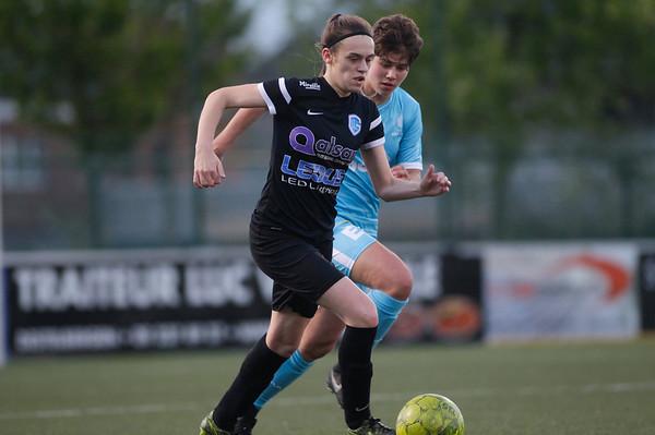 2017-04-28 - GENT - AA Gent Ladies - KRC Genk Ladies - Fien Steyvers