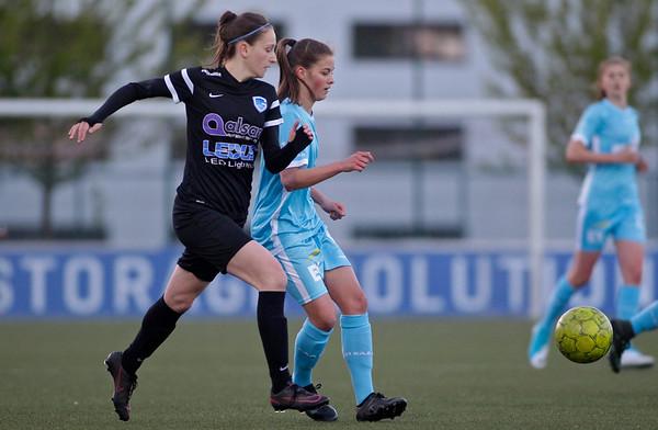2017-04-28 - GENT - AA Gent Ladies - KRC Genk Ladies - Gwen Duijsters