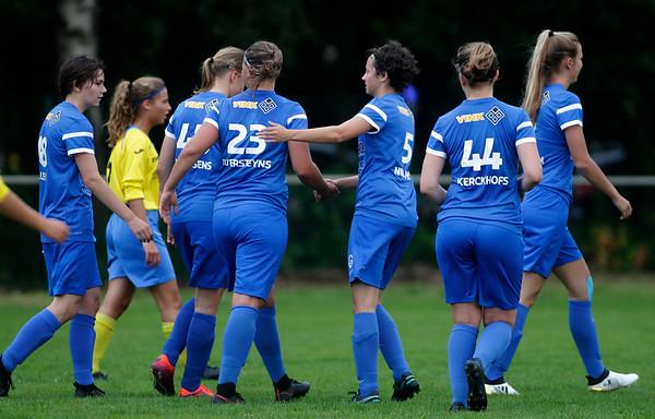 KRC Genk Ladies  v Wuustwezel - Friendly
