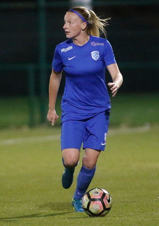Silke Leynen of KRC Genk Ladies
