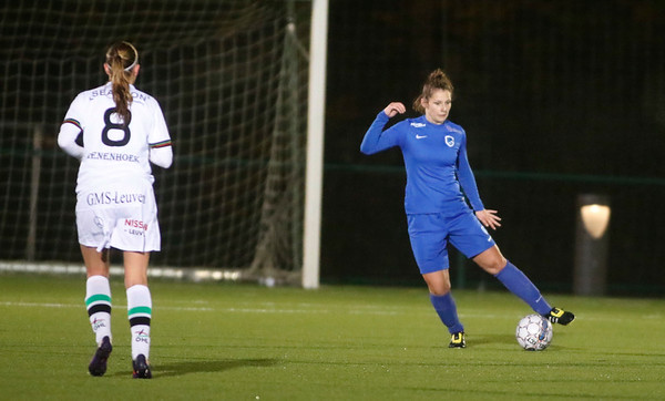 Nathalie Weytjens of KRC Genk Ladies