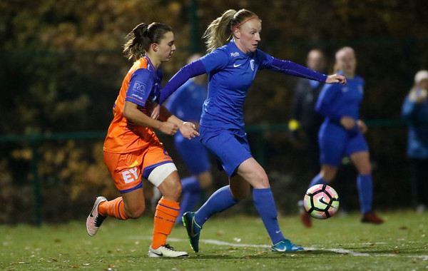 Silke Leynen of KRC Genk Ladies -