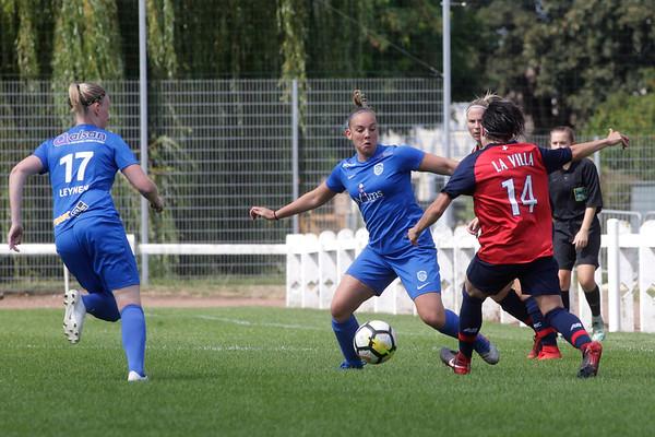 11-8-2018 -  Annoeulin - OSC Lille - KRC Genk Ladies   (C) DavyRietbergen/CorVos