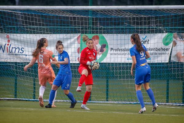 20190417 - Genk - KRC Genk Ladies - RSC Anderlecht - Josephine Delvaux of KRC Genk Ladies   (C) Davy Rietbergen/CorVos