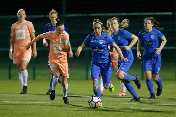 20190417 - Genk - KRC Genk Ladies - RSC Anderlecht - Lisa Verhoeven of KRC Genk Ladies   (C) Davy Rietbergen/CorVos