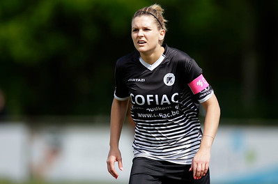 20190427 - Genk - KRC Genk Ladies - Eendracht Aalst - Lisa Jacobs of Eendracht Aalst  (C) Davy Rietbergen/CorVos