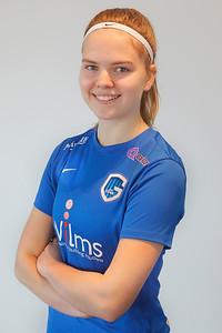 Yenthe Kerckhofs of KRC Genk Ladies  (C) Davy Rietbergen