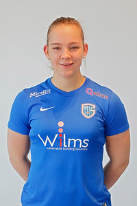 Sharon Zagar of KRC Genk Ladies