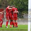 Ossett Town v Bamber Bridge - Evo Stik Northern League