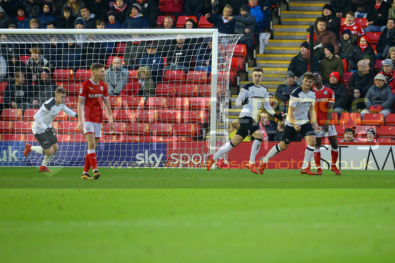 Barnsley v Derby County
