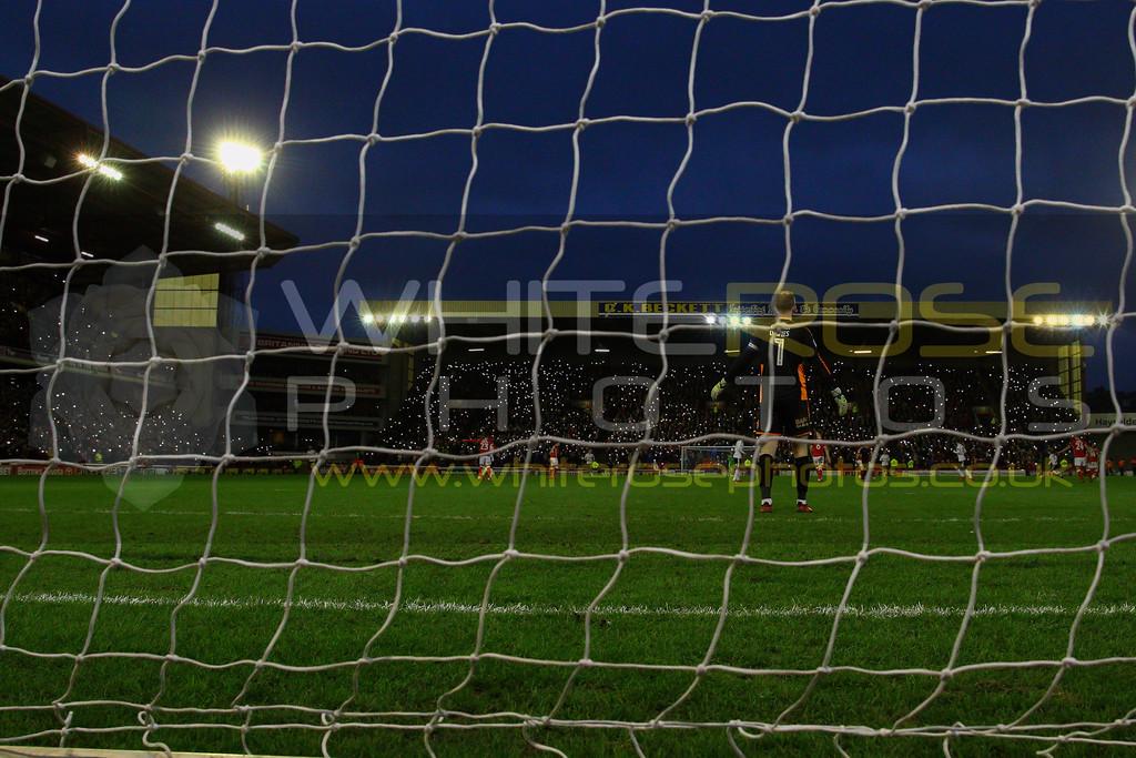 Barnsley v Fulham