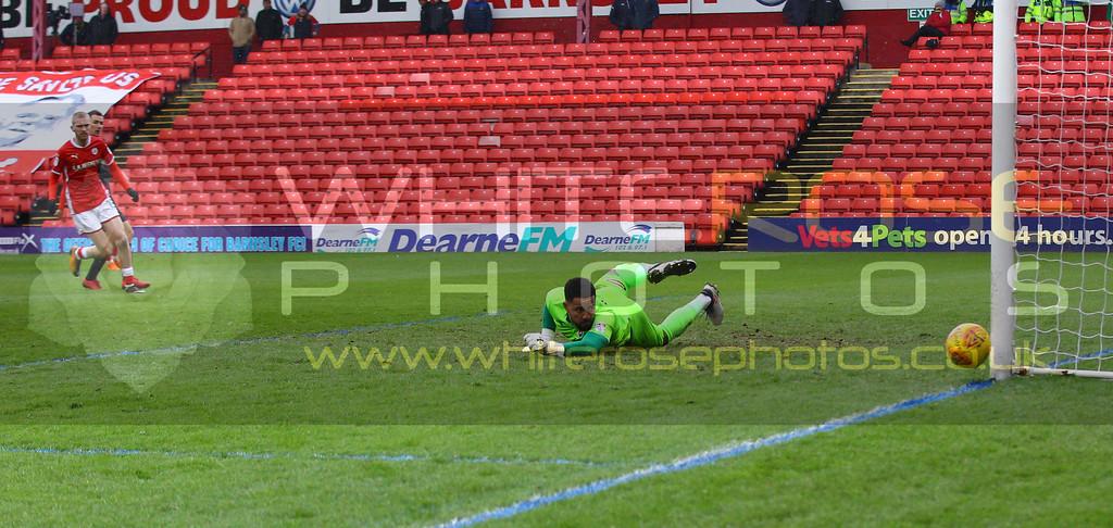 Barnsley v Millwall