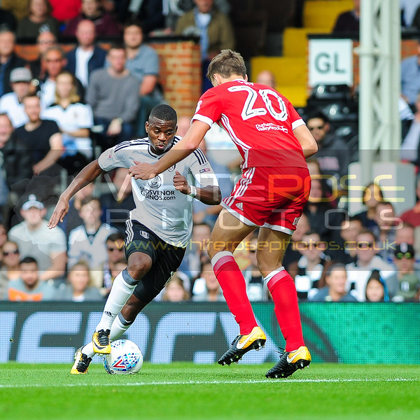 Fulham v Middlesbrough