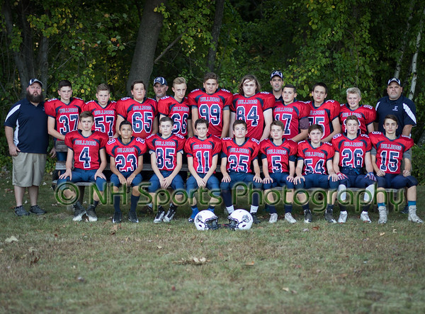 Bow Youth Football 2017