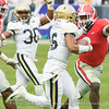 Georgia vs. Georgia Tech 2017