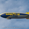 Goodyear Blimp – 2018 Rose Bowl – Georgia vs. Oklahoma