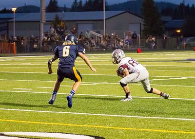 Forks HS vs. Montesano HS, varsity, September 29, 2017
