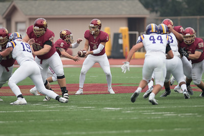 Willamette Bearcats vs California Lutheran Kingsmen