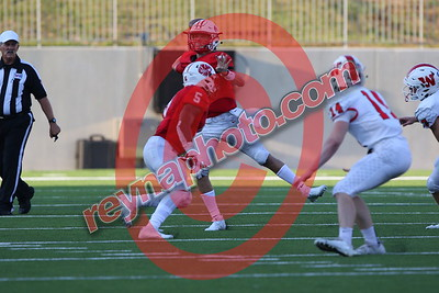 Katy Tigers v The Woodlands Highlanders 9.16.17