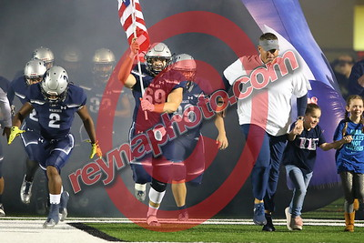 Tomball Memorial Wildcats vs Tomball  Cougars 11.10.17