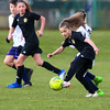 Leeds United U.11's Girls v Garforth Rangers U.11's Boys