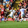 Bradford City v Wycombe Wanderers, EFL League One, 2018/19, Northern Commercials Stadium, Bradford, England - 25th August 2018