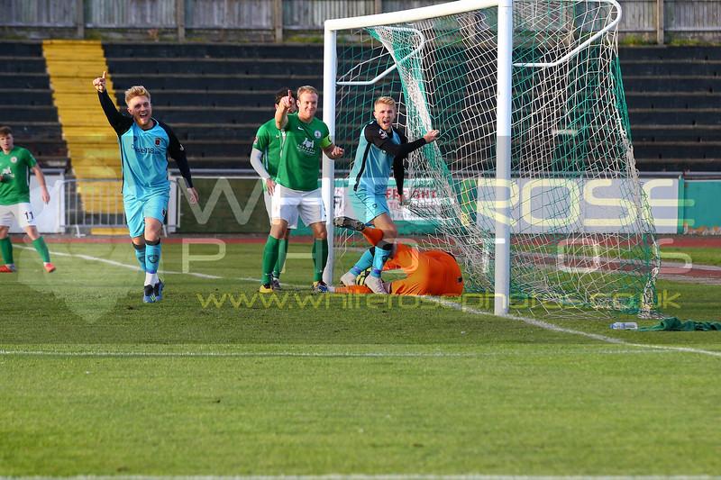 Bradford Park Avenue v Chorley FC