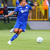 Ben Tomlinson (14) of FC Halifax Town - FC Halifax Town v Barrow AFC - Vanarama National League - Credit WhiteRosePhotos