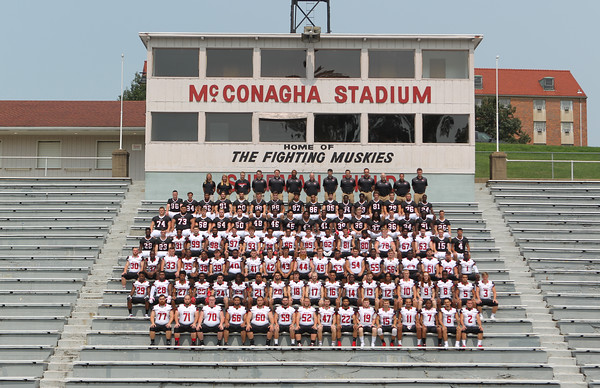 2018 Football Picture Day