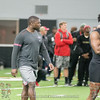 Roquan Smith - 2018 UGA Pro Day - March 21, 2018
