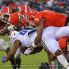 J.R. Reed (20), D'Andre Walker and  Tyson Campbell (3)