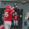Georgia vs. Middle Tennesse 2018 - Tuesday Practice - September 12, 2018