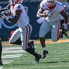 Riley Ridley (8) and D'Andre Swift (7)