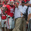 Kirby Smart and D'Andre Walker (15)