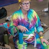 Tie dye is a thing at Camp Sunshine