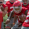 Day Two of 2018 fall camp was FanDay at Sanford Stadium