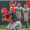 Justin Fields (1)  to D'Andre Swift (7)