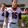 John Seter  - G-Day 2018 - Dawg Walk - April 21, 2018