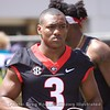 Zamir White  - G-Day 2018 - Dawg Walk - April 21, 2018