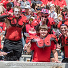 2018 Dawg Walk - G-Day - April 21, 2018