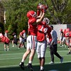 Willie Erdman & Trey Blount  - Spring Practice Day 13 - April 17, 2018